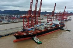 Ningbo-Zhoushan Port strengthens trade with B&R